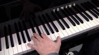 Basic Arpeggio's linke Hand