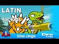 Latin lessons for children