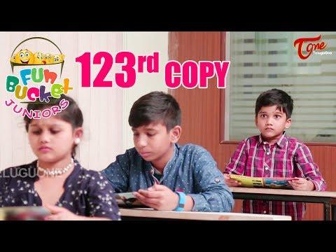 Fun Bucket JUNIORS   Episode 123   Comedy Web Series   By Nagendra K   TeluguOne