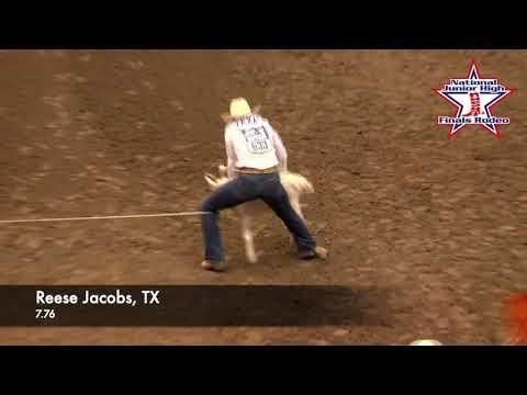 2021 NJHFR Girls Goat Tying Champion