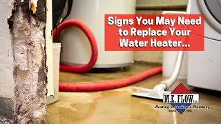 When to Replace Your Hot Water Heater