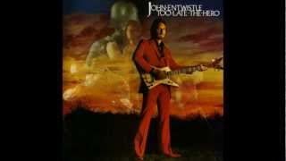 Love is a Heart Attack (demo) - John Entwistle