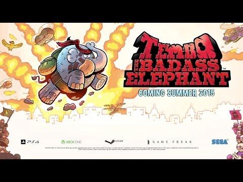 TEMBO THE BADASS ELEPHANT - Announcement Trailer thumbnail