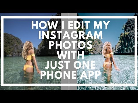 MOBILE PRESETS - BEAUTIFUL IG FEED WITH ONLY ONE APP!    Travel in Her Shoes  