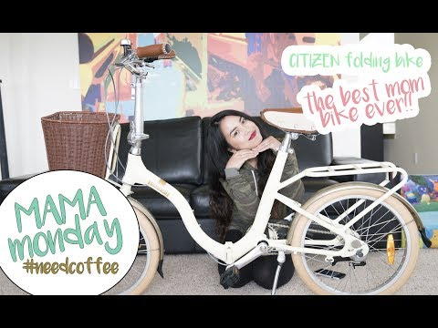 Barcelona Citizen Folding Bike Review   l xolivi