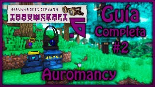 Thaumcraft #04 - Auramancy - Pew Pew Frost Bolts | Thorgal