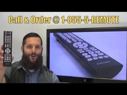 MITSUBISHI 290P187020 Remote Control