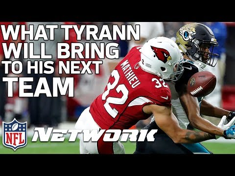 Who Should Sign Tyrann Mathieu & What Skills Will he Bring to His Next Team?   Film Review   NFL