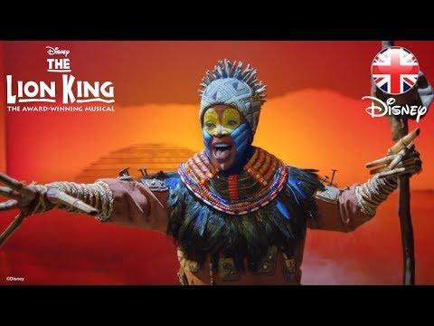 Le Roi Lion - Trailer 2018 en anglais
