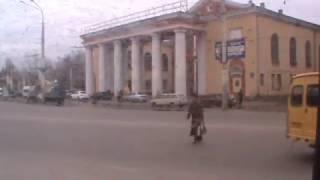 Повседневная жизнь воронежского троллейбуса 2009 (2)