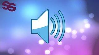 Efectos De Sonido Gratis/Free Sound Effects- Sonido De Aves