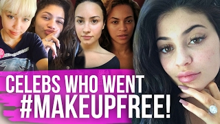 10 Celebs that SLAYED without Makeup! (Dirty Laundry)