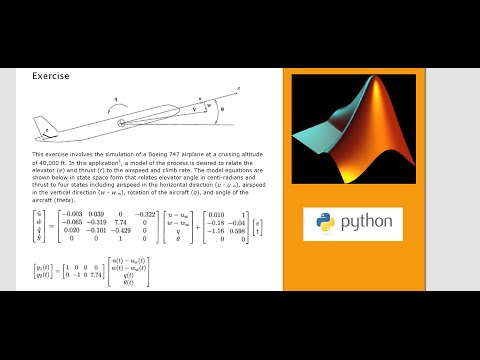 Control predictivo por modelo en MATLAB y Python