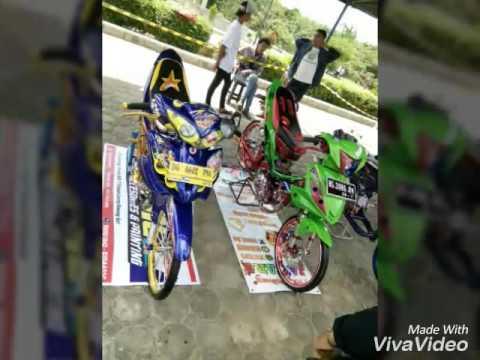 Video Kontes modifikasi motor