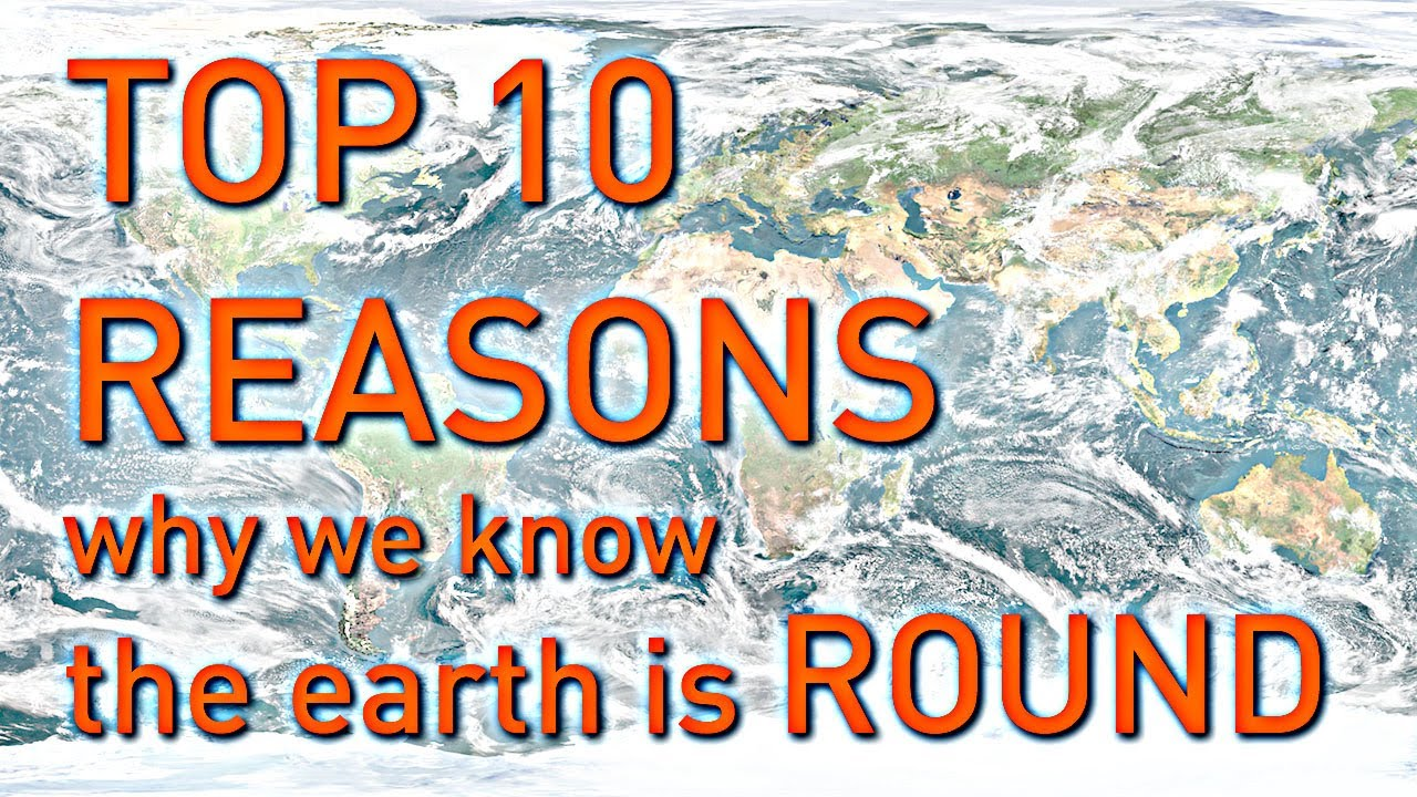 Besides The Obvious, Here Are 10 Reasons We Know The Earth Is Round