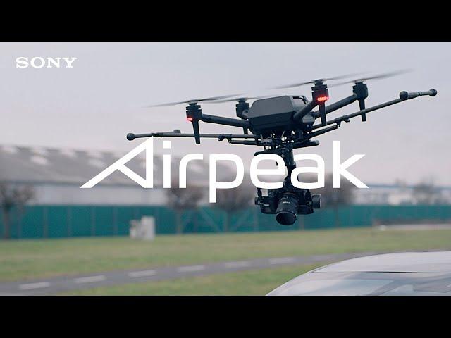 Sony создала компанию Airpeak для выпуска собственных беспилотников