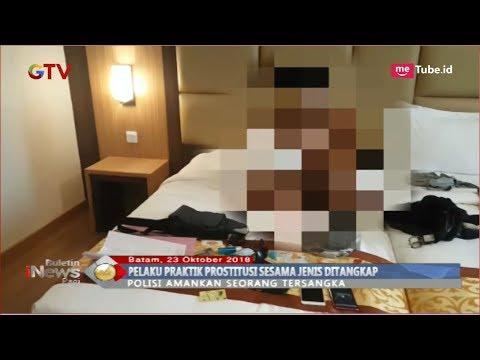 Polisi Bongkar Praktik Prostitusi Sesama Jenis di Batam - BIP 23/10