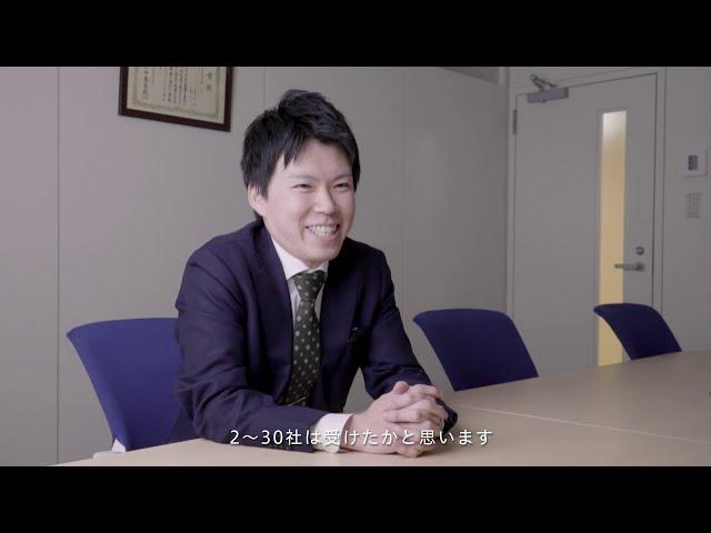 【株式会社ピーシーレールウェイコンサルタント】採用オリジナルムービー