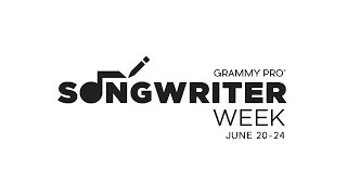 GRAMMY Pro Songwriter Week | June 20-24, 2016