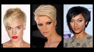 Najmodniejsze Fryzury Z Krótkich Włosów Dla Pań Dojrzałych