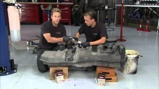 Delphi ne prezintă cum să înlocuiți o pompă de combustibil pentru un camion