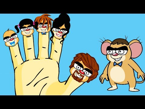 Rat-A-Tat |' Charleys Finger Family Jungle Ride & More '| Chotoonz Kids Funny Cartoon Videos