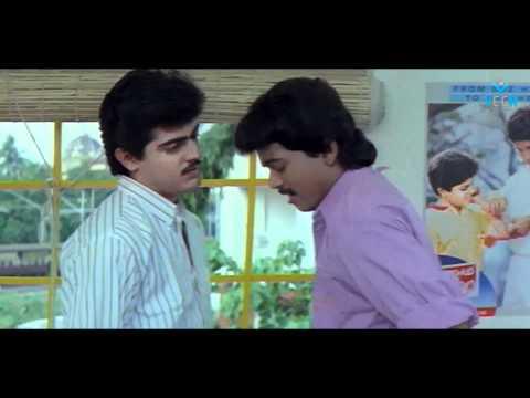Rajavin Parvaiyeli : Thala Ajith ilayathalapathi Vijay Friendship
