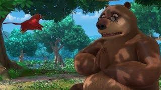 Маугли - Медок или жизнь - Развивающий мультфильм для детей HD