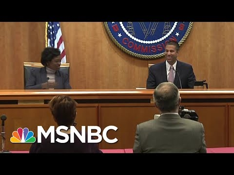 FCC Repeals Net Neutrality Rules | MSNBC