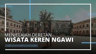 Menjelajah Deretan Wisata Keren di Ngawi untuk Akhir Pekan, Ada Tugu Gading Kartonyono yang Hits