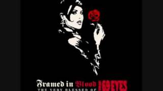 The 69 Eyes Framed in Blood