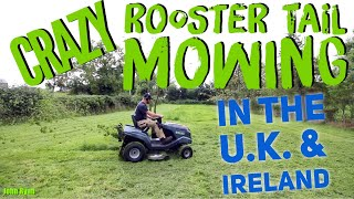 Crazy Lawn Mowing In The UK And Ireland #LAWNCARE