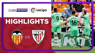 Valencia 1-1 Athletic Club Pekan 7