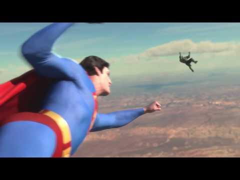 Making of Superman vs Hulk - The Fight (Part 4) - Draft #5