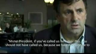 preview picture of video 'Finally truth about Srebrenica  Bosnia (documentary - ''A town betrayed'') part 2'