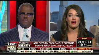 Fox Business: Apple CEO Tim Cook Pushes for Stronger Privacy Laws