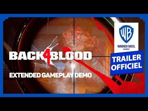 Démo de gameplay de Back 4 Blood