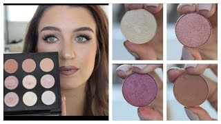 Top 15 MAC Eyeshadows   With Swatches