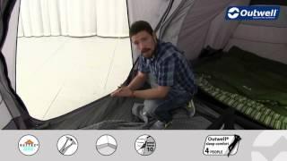 Outwell Nevada MP Zelt | Innovative Family Camping - Deutsche Version