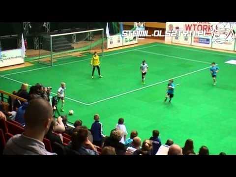 Stomil Cup: AP Stomil Olsztyn - Don Bosco Ostróda 1:0