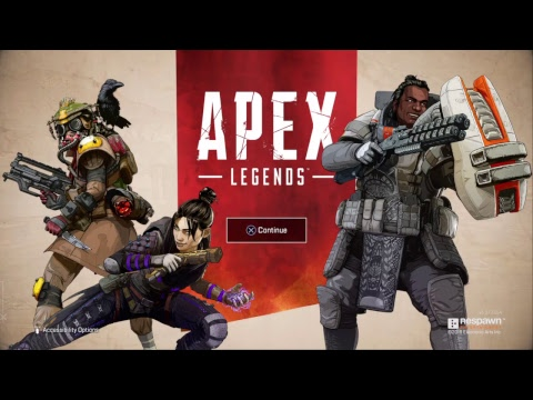 TurtlePortal Time: Apex Legends : And the diverting disconnection quest!