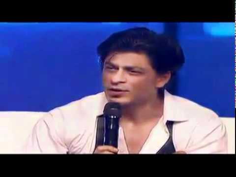 Shahruk khan about Rajini in Ra.one audio launch