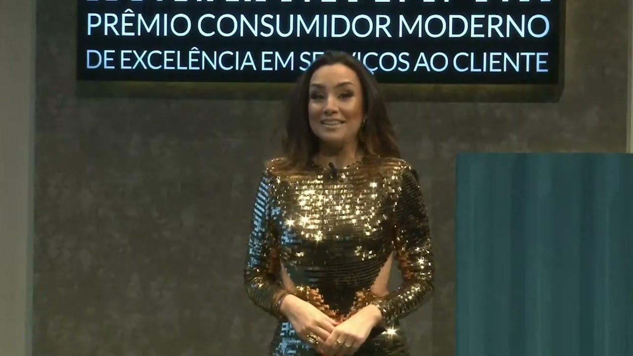 Prêmio Consumidor Moderno 2021- Apresentação de Millena Machado
