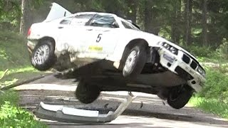 Best Rally Action & Crash 2016 - Finland / Nettirabbi