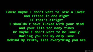 Ed Sheeran- Everything You Are [Lyrics]