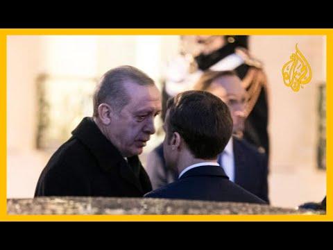 العداء الفرنسي لتركيا