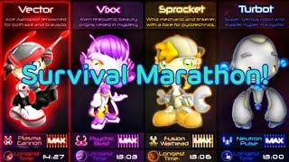 AstroPop Deluxe - Survival Marathon!