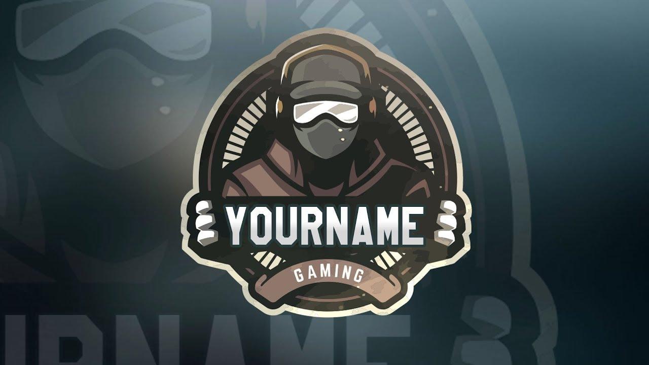 Gaming Logo  template