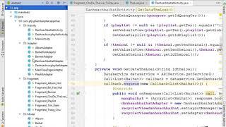 Bài 39: Viết API trả dữ liệu cho tất cả các chủ đề