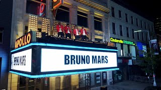 Live At The Apollo Theater - Bruno Mars  (Video)